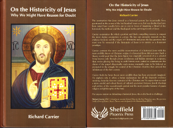 Historicity by Richard Carrier